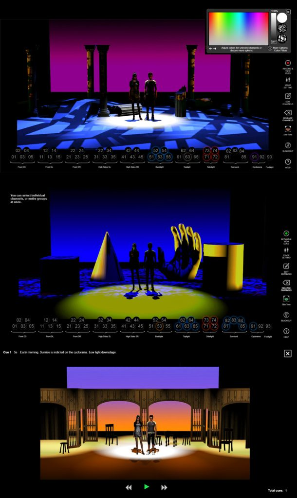 Matt Kizer Scenic And Lighting Design Set Design Lighting Design And Projections For Theatre And Dance