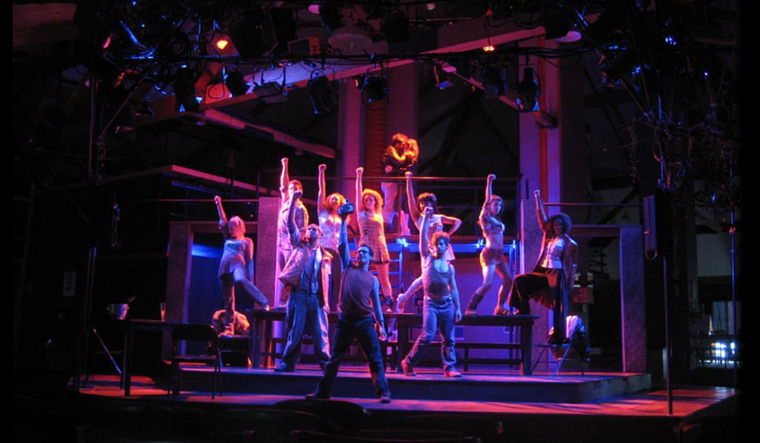 Matt kizer scenic and lighting design rent