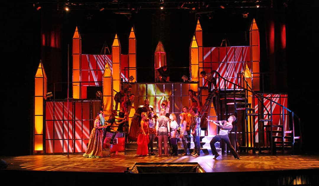 Scenic And Lighting Design Matt Kizer