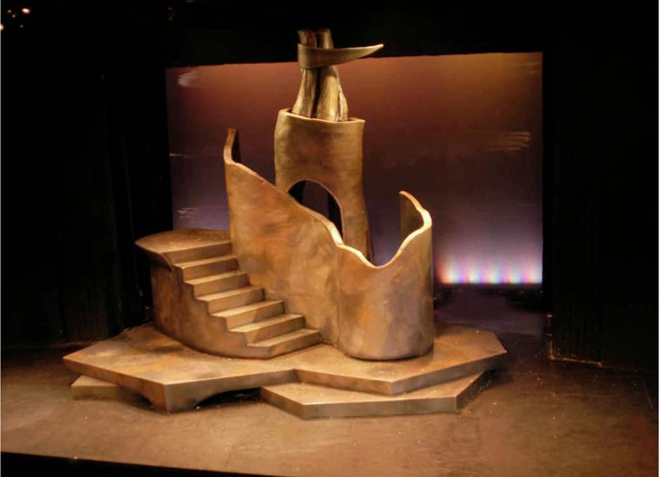Ubu Roi Getz Theatre Columbia College 2006