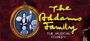 Scenic Projections <br> for <i>The Addams Family</i>