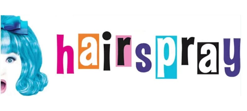 Scenic Projections for Hairspray the Musical