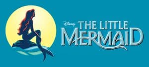 Scenic Projections for <em>Disney's The Little Mermaid</em><br>Full Version & Jr.