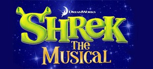 Scenic Projections for Shrek the Musical  & Shrek the Musical Jr.