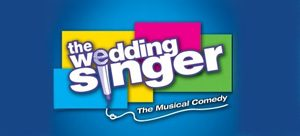 Scenic Projections for<br><em>The Wedding Singer</em>