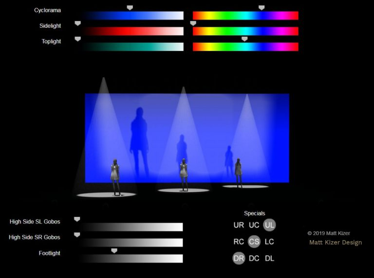 Light Lab for Dance