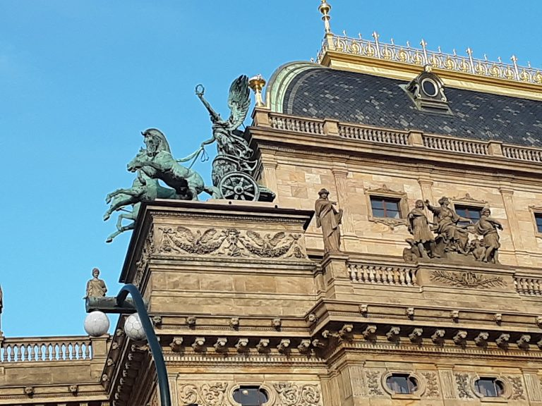 The National Theatre at Prague: A Quick Overview