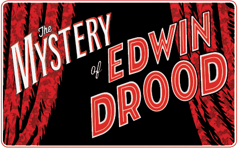 Scenic Projections for The Mystery of Edwin Drood