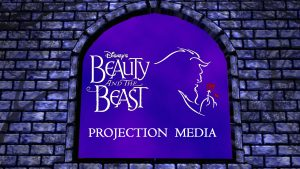 Scenic Projections for Disney's Beauty and the Beast