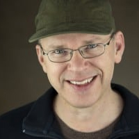 A photo of the author, Matt Kizer.  He is terribly handsome and is wearing a hat.